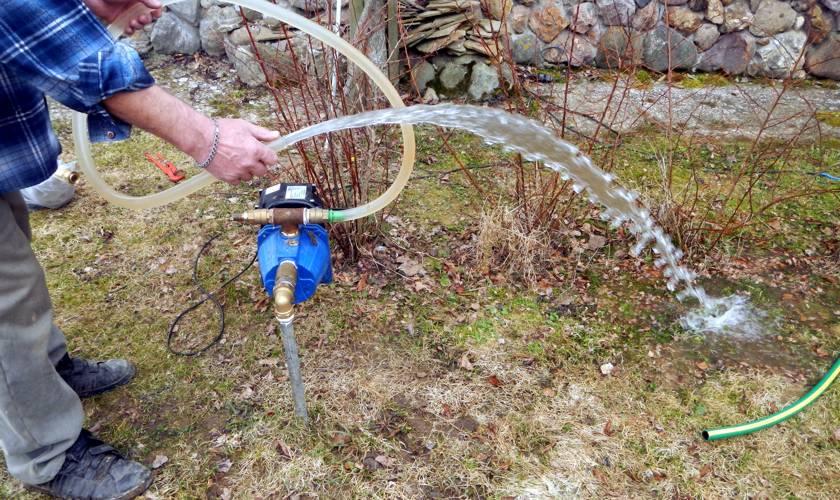 Гидробурение скважин на воду своими руками видео