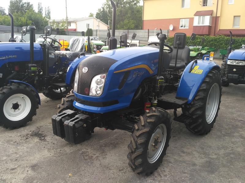 Продається китайський трактор Донфенг 244.Cупер якість!