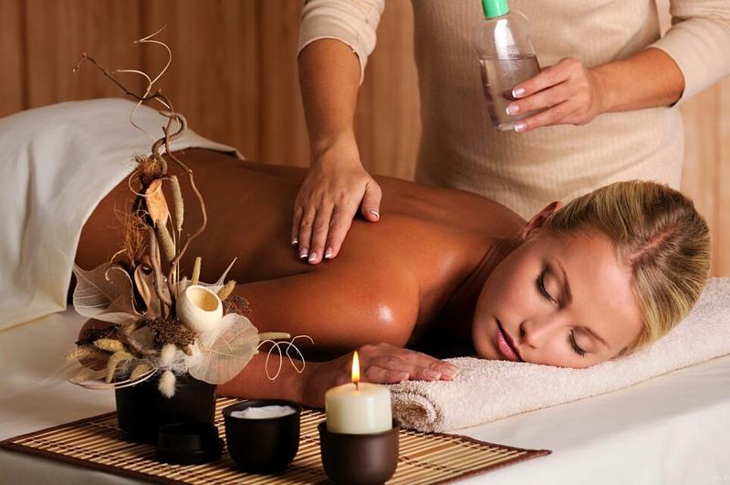 Knull tjejer massage spa stockholm